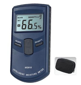 Inductive Wood Moisture Meter MD-918