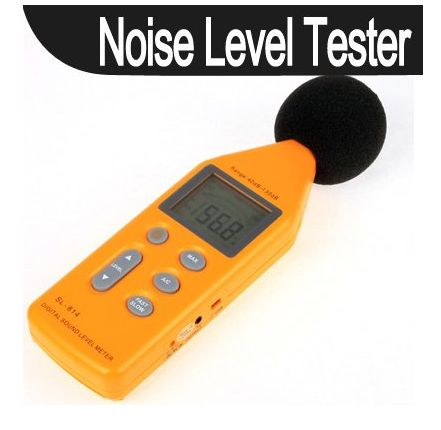 Digital Sound Meter, Decibel Meter, Noise tester AZ8928