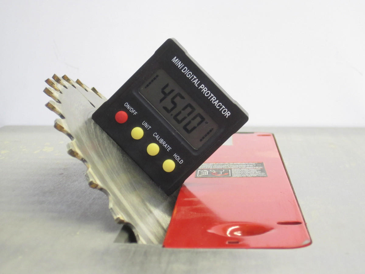 Digital Angle Gauge Meter 360